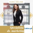 Specjalista ds marketingu e-kurs